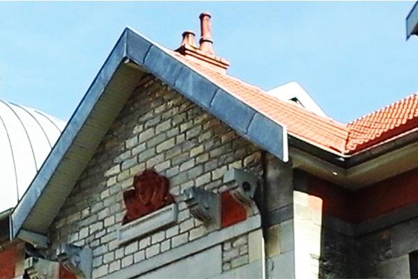 remise à neuf d'une toiture par Claude Couverture
